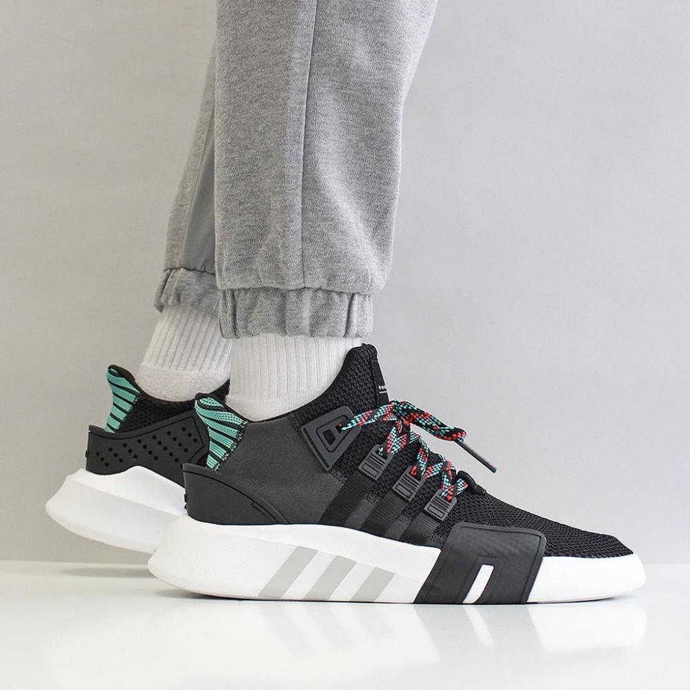 Mens Adidas EQT - Adidas Originals EQT Bask ADV Shoes Black ...